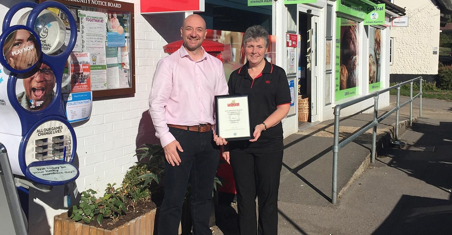 Enham Alamein awarded 'Most Inspiring Place' in Hampshire