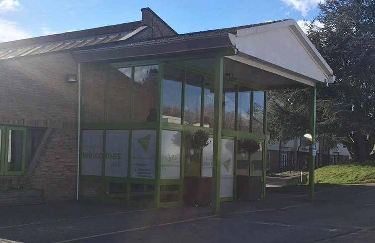 Enham Trust main entrance
