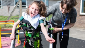 """Losing skills over lockdown"" – the impact of coronavirus on disabled children and how MOVE can help"