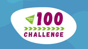 Get involved in our 100 Challenge