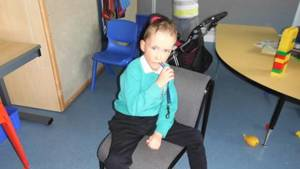 Kian's MOVE Story: walking independently