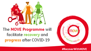 Recover With MOVE: our campaign to support disabled children to get back on track after COVID-19